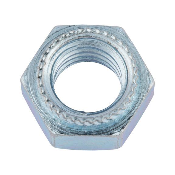 4,000 Pc Steel Zinc 5//16-24-1 Self-Clinching Nuts Carton