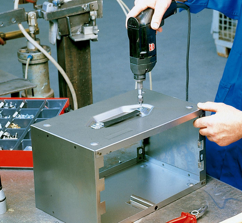 Poraruuvi kupukanta PH-ristiurakanta PIAS ruostumaton AISI410 + RUSPERT-pinnoite - PIAS PORAR DIN 7504-N A410 RUSP 4,2X19