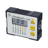 CLINOBEVEL 1 USB