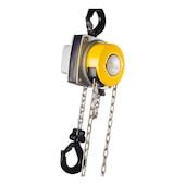 Chain hoist, chain hoists
