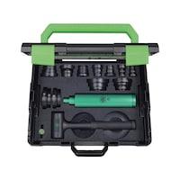 Jeu d'outils de montage de paliers KUKKO type 71-L, 39pièces