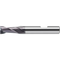 ORION SC end mill teeth=2 diameter 4.0 x 8 x 57 mm 30 degrees HB shaft