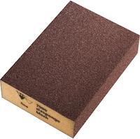 Sia standard block 7990, 69 mm x 98 mm, hard (coarse)