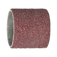 Manchons abrasifs PFERD, cylindriques, 30x20, gr. 150, grain abr. corindon A