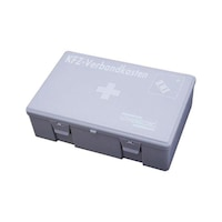 vehicle first aid box