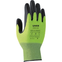 UVEX C500 wet cut protection glove, size 9
