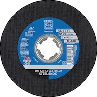 PFERD cutting disc X-Lock 125x1, straight design