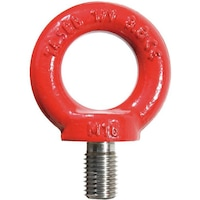 Ring bolt, quality class 8