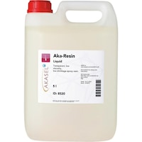 AKASEL AKA-RESIN Liquid Epoxy Kalteinbettmittel 5 Liter