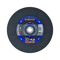 Disque à tronçonner RHODIUS pour scie circulaire 350 x 3 x 25,4mm