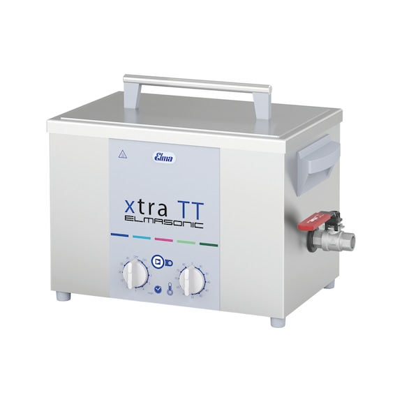 xtra TT 30H ultrasonic cleaning device, with heating system
