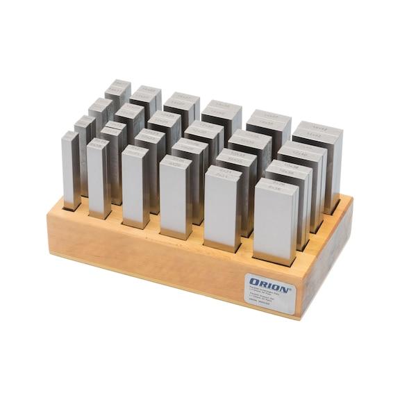 ORION Parallel-Unterlagen 8 - 42 mm Länge 150 mm - Preishammer Zerspanung