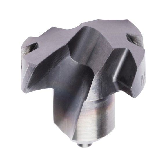 9.8mm Solid Carbide 8xD High Performance Drill-TiAlN