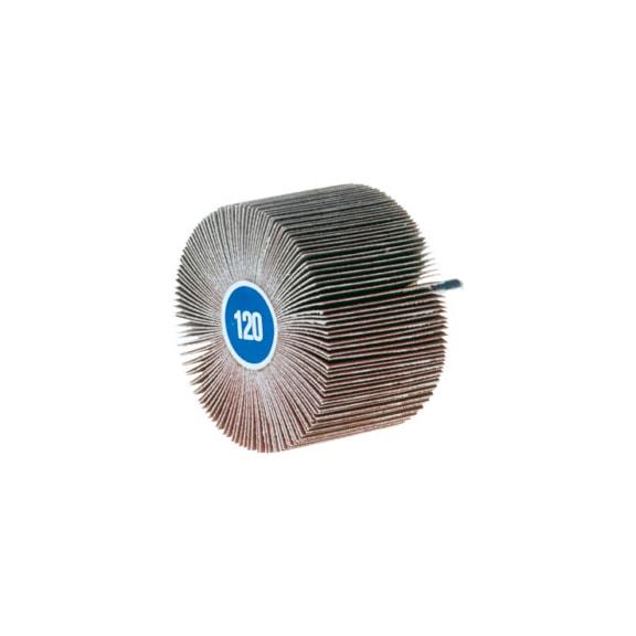 ORION Fächerschleifer 50x30 mm Korn 240 - Fächerschleifer
