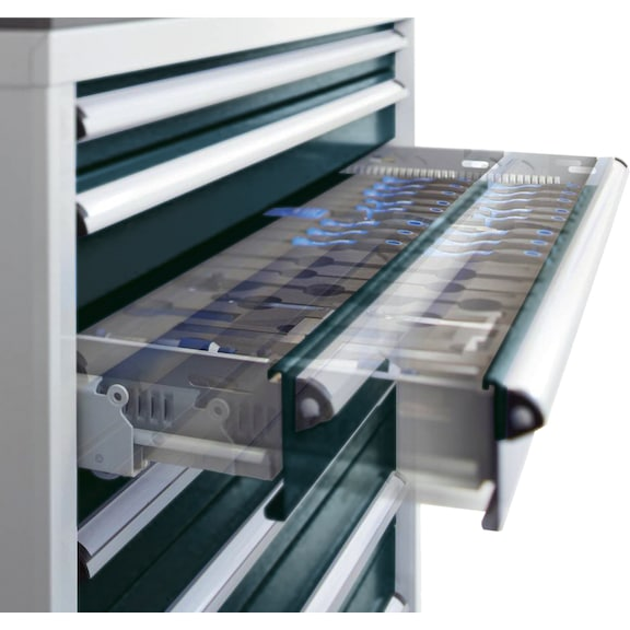 Soft Close Automatic For A Drawer With