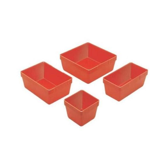 Boîtes de pièces de rechange HK 150 x 75 x 61 mm en polystyrène -