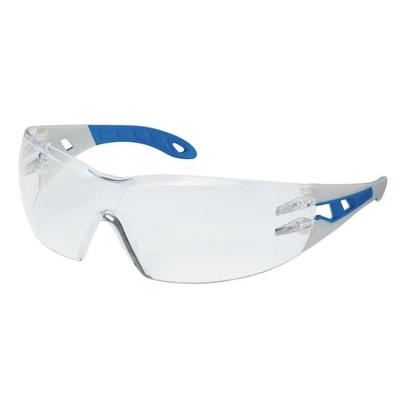UVEX Bügelschutzbrille pheos