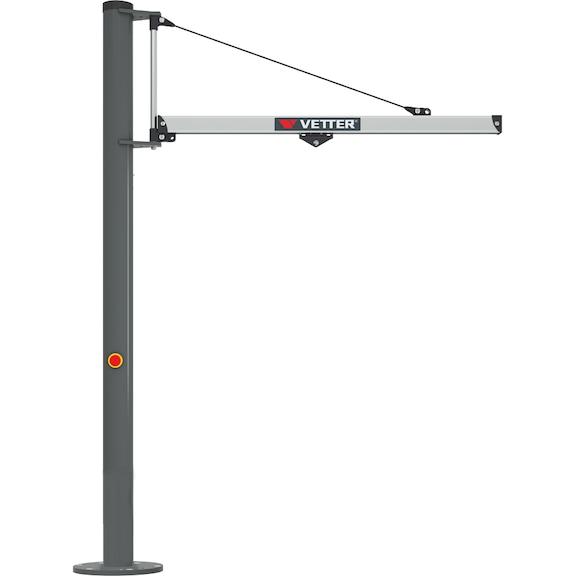 VETTER Geräteträger / Säulenschwenkkran UNILIFT LIGHT