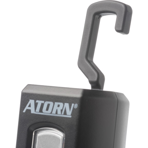 ATORN LED professional workshop lamp, Li-ion battery - LED professional workshop lamp