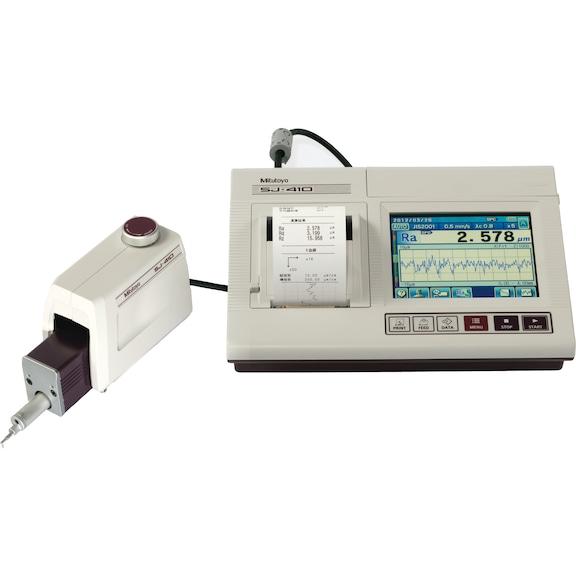 178-580-01D MITUTOYO, Surftest SJ-411 mit Standard-Vorschubeinheit in 16 Sprachen - Oberflächenrauheitsmessgeräte