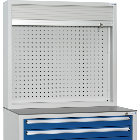 Roller Shutter Top Mounted Cabinets Hahn Kolb