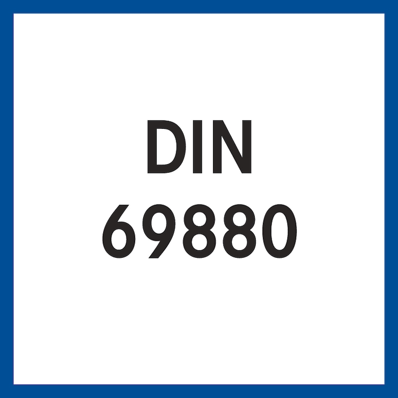 Porte-barres d'alésage EWS, DIN69880, arbre 50mm, D = 32mm, type E2 - Porte-barres d'alésage de type E2