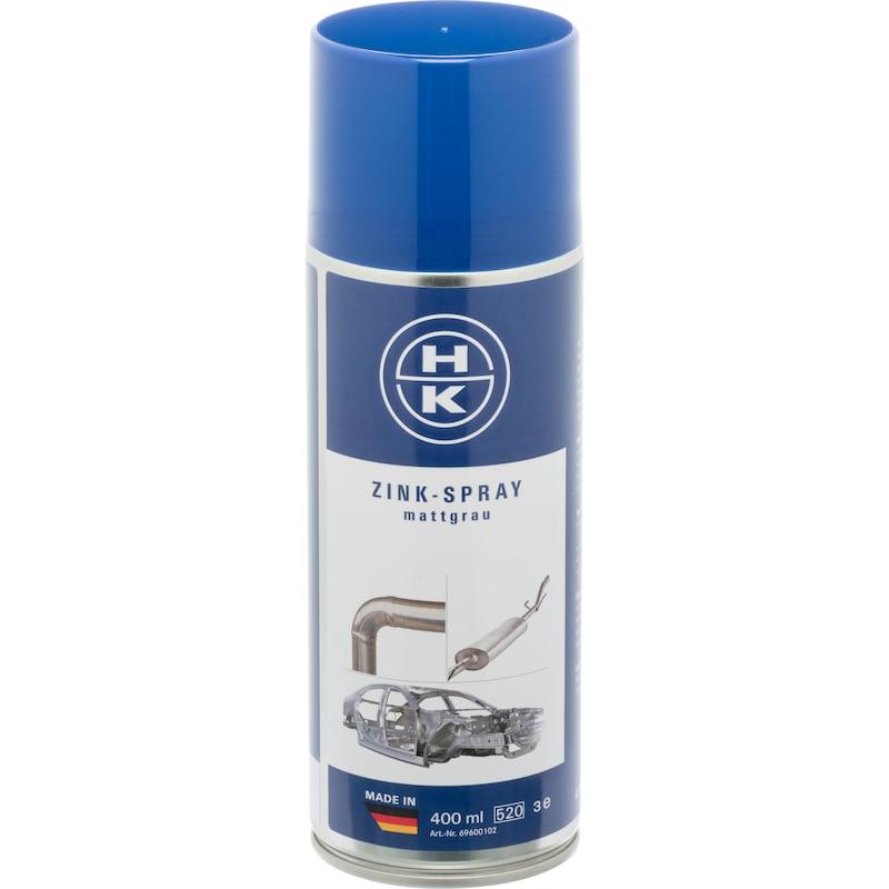 HK Zink-Spray mattgrau 400 ml - Zink-Spray matt-grau |OUTLET