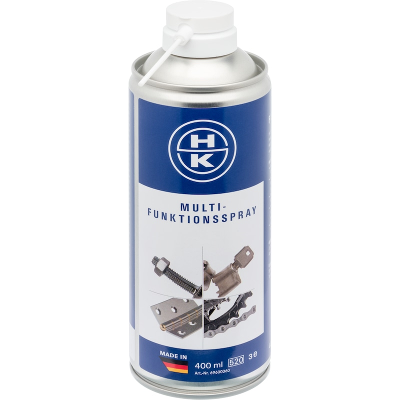 Multi-function spray