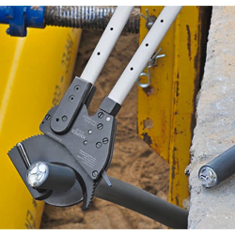 KNIPEX Bewegliches Ersatzmesser für 95 31 720 / 95 32 060 - Kabelscheren Drahtseilscheren