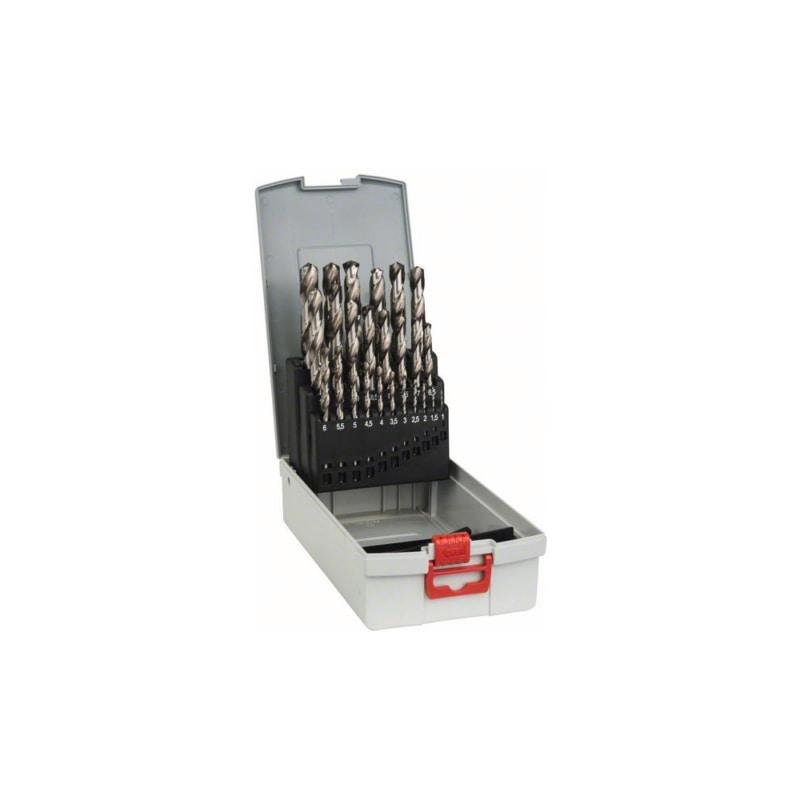 6,60 mm Spiralbohrer Metallbohrer Stahlbohrer HSS Bohrer DIN 338 10 St.