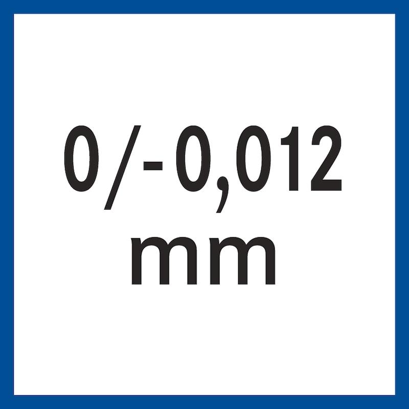 Mini-fraise rayonnante en carb ATORN, longue, diam 0,4x0,4x4x50mm T= 2 RT52 - Fraise rayonnante miniature en carbure