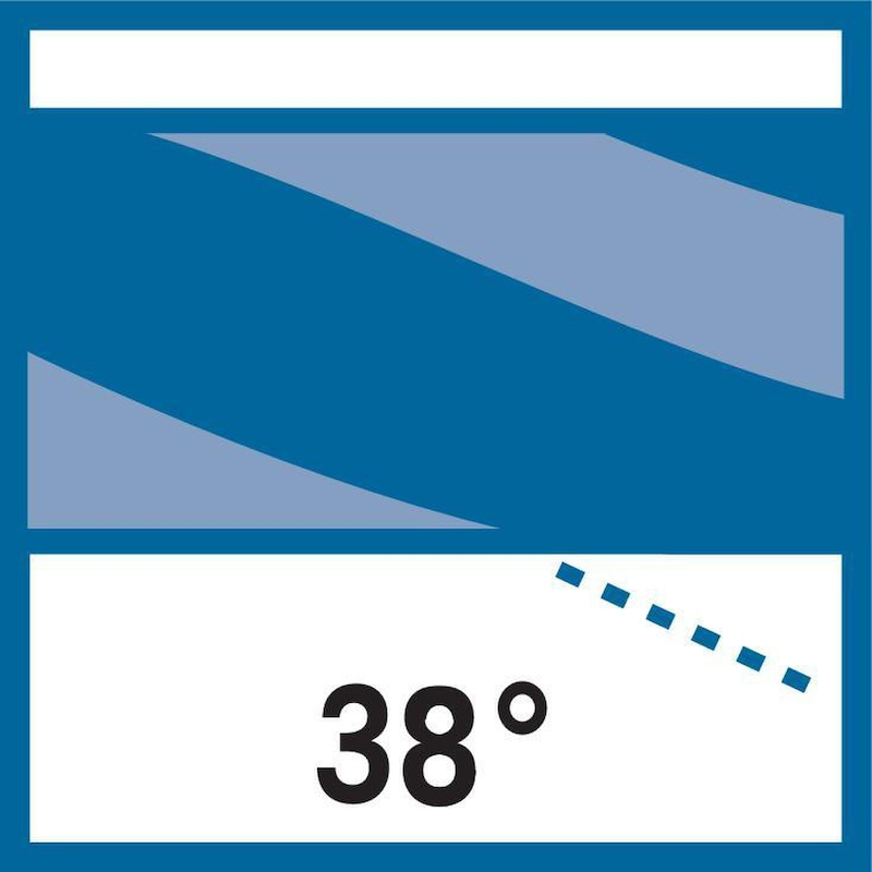 ATORN helezon matkap ucu seti N HSS DIN 338, 0,5 art. D 1,0-13,0 mm, kutuda - Helezon matkap ucu seti kutuda, tip N, HSS, buharla işlenmiş