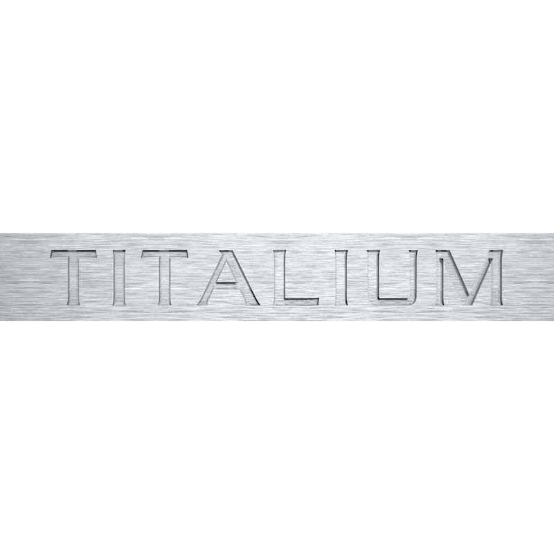 Candado ABUS, TITALIUM serie 64TI/40HB40 con llaves diferentes - Candados TITALIUM™ serie 64TI