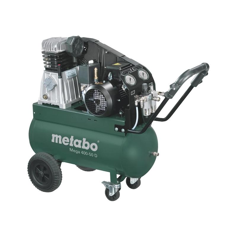 Druckluft-Kompressor MEGA 400-50 D
