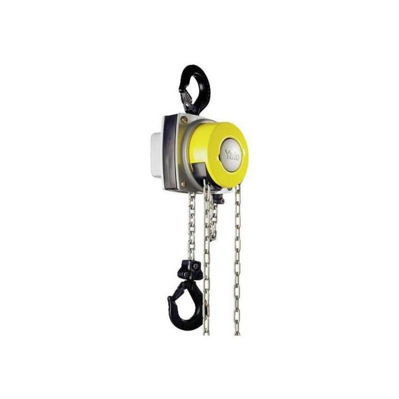 Manual chain hoist 360 degrees - 1