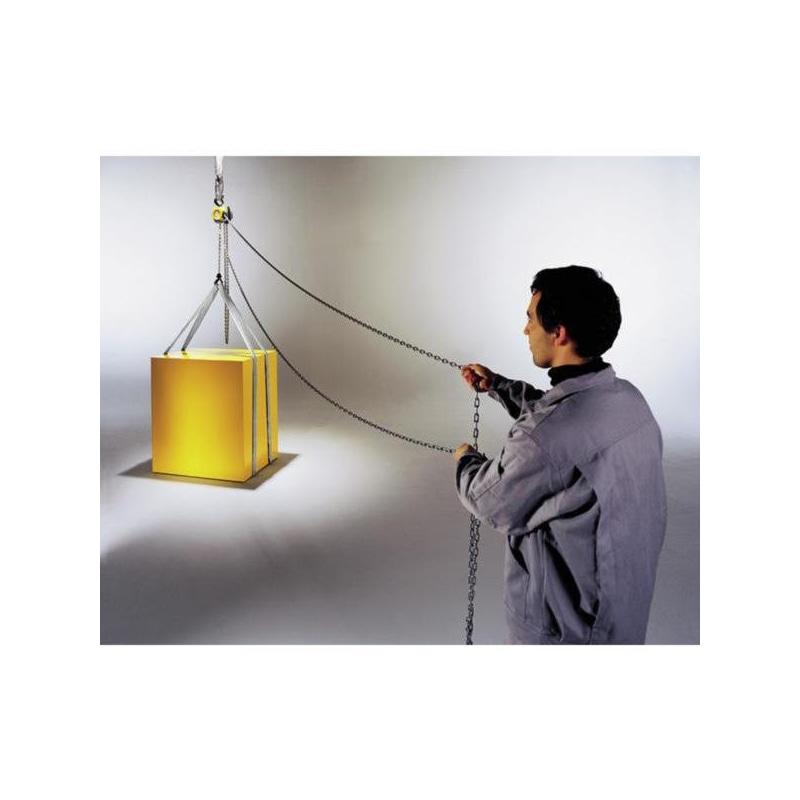 Manual chain hoist 360 degrees - 2