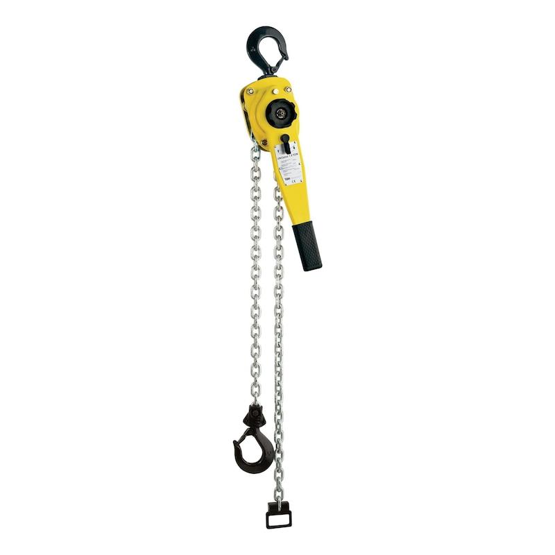 YALE UNOplus lever chain hoist