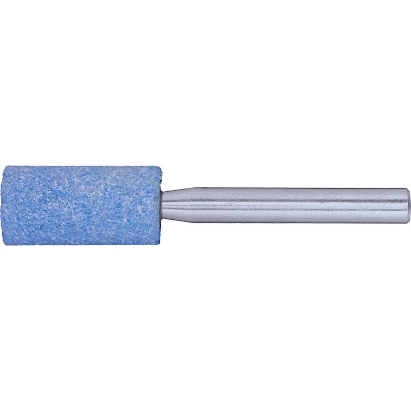 PFERD csapos köszörűkövek, hengeres, J keménység, szárátmérő 3 mm, K80 5x10 mm - TOUGH csiszolócsap készlet, J keménység