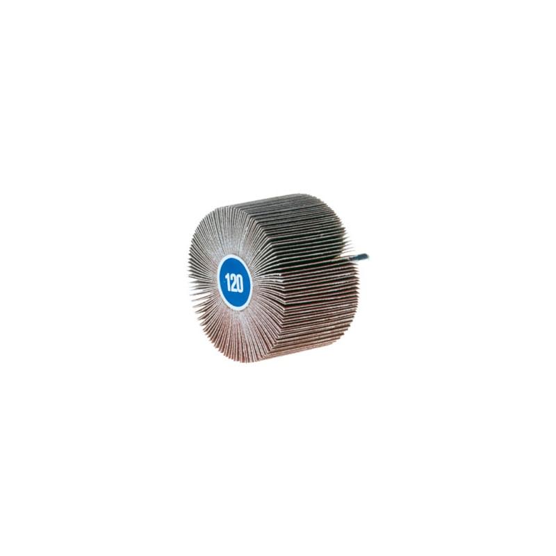 ATORN grinding flaps Ø6mm 30x15mm K320 - Grinding flaps, synthetic corundum