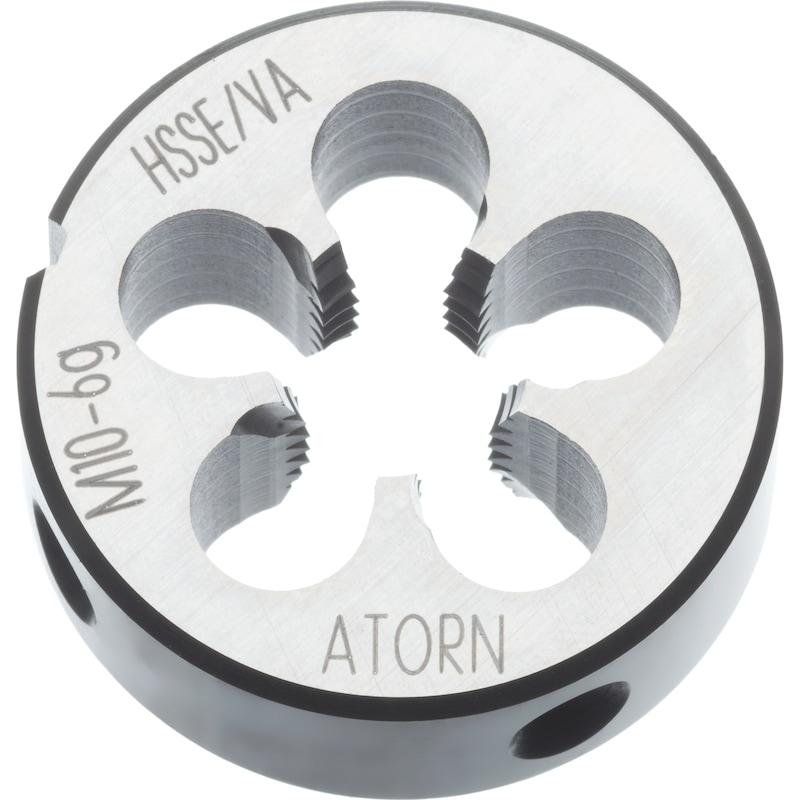 ATORN menetmetsző, HSSE, M16 2 mm 45 mm 6g 22568 - Menetmetsző, HSSE M jobb, nitridált előhornyolt és 2,0 csavarmenet-letörés