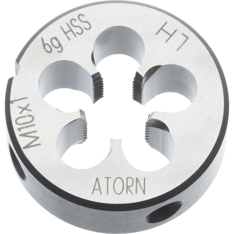 ATORN menetmetsző, HSS, MF-L20 1,5 mm 45 mm 6g 22568 - Menetmetsző, HSS