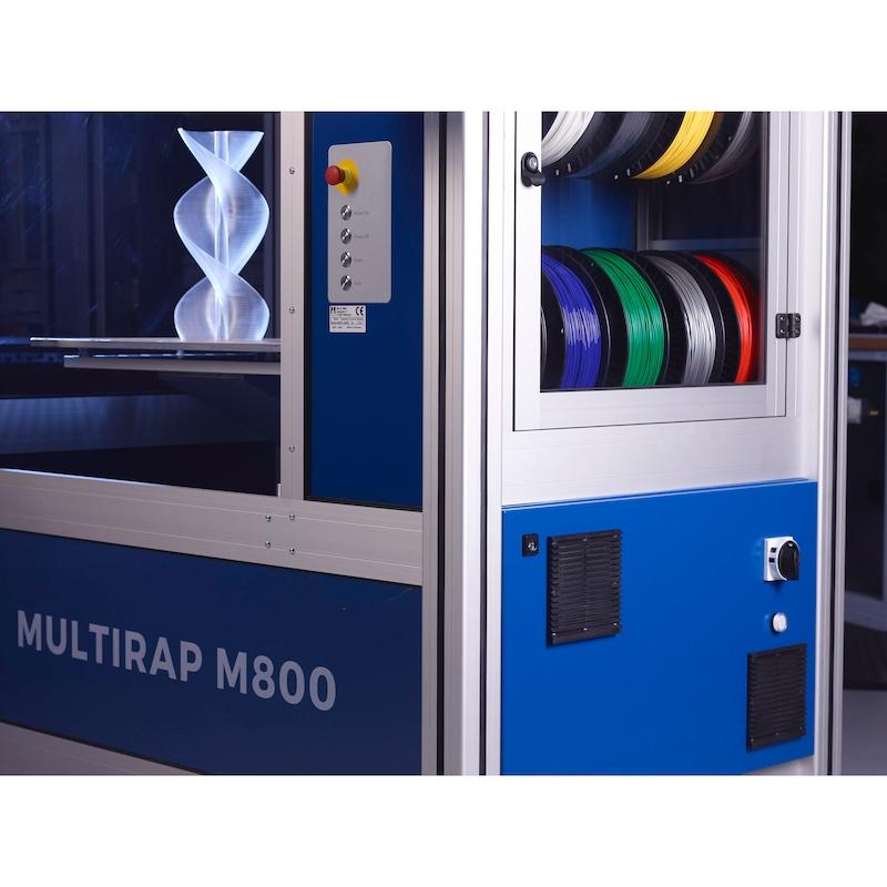 MULTEC Großraum-3D-Drucker Multirap M800 Druckraum 650x500x800mm - 3D-Drucker Multirap M800