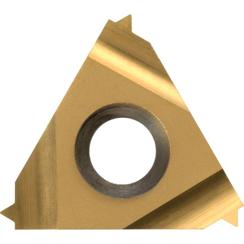 ATORN 螺纹切削刀片,整体轮廓 55°HC5615 16 (IR/IL) 11W,左置 - 螺纹车削刀片,全牙型,55°,HC5615