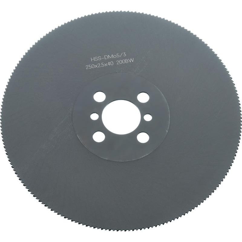Lame de scie circulaire en métal HSSE - 1