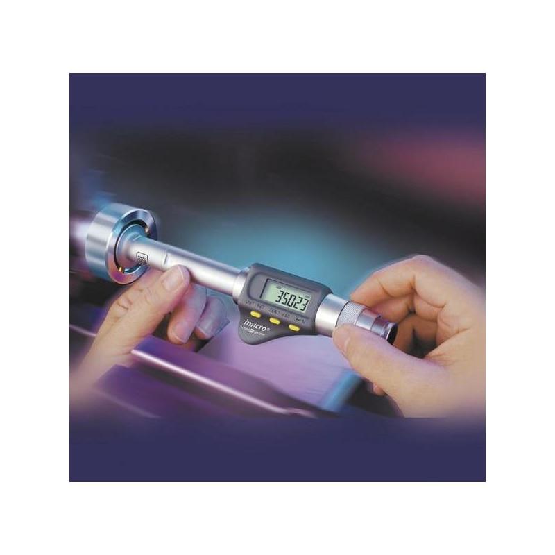TESA IMICRO elektronisch 6-8 mm, 0,001 mm - Elektronische 3-Punkt Innenmessschraube