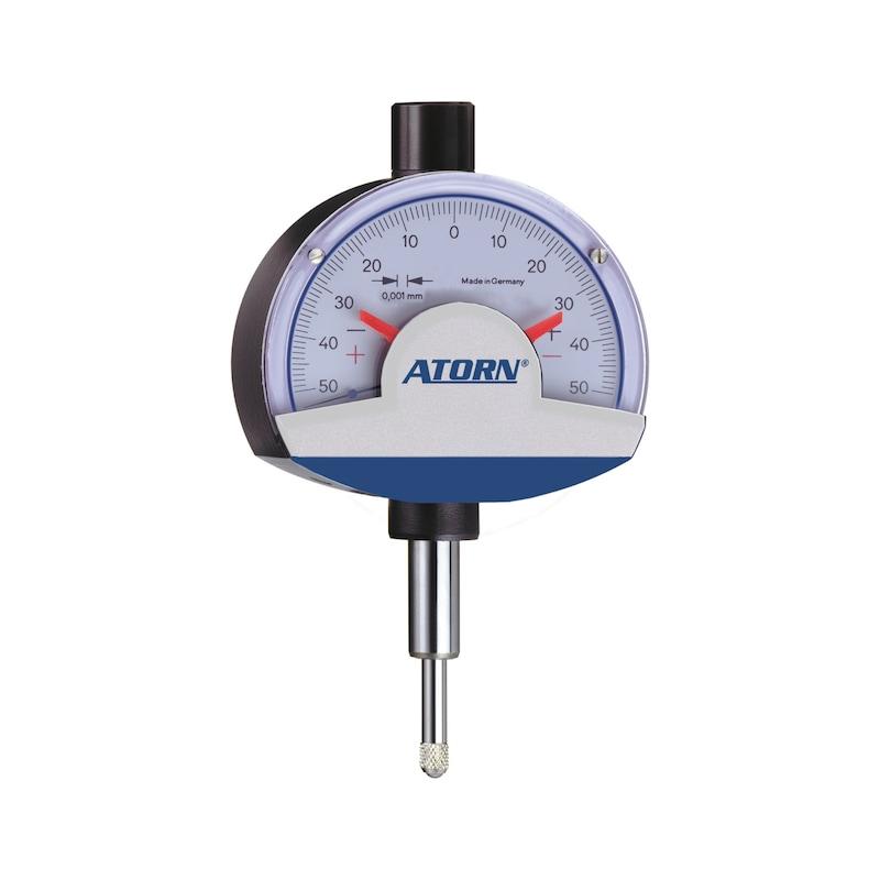 0,01mm ölçek aralığında, 0,5mm ölçüm aralığında ATORN hassas gösterge - Hassasiyet göstergesi