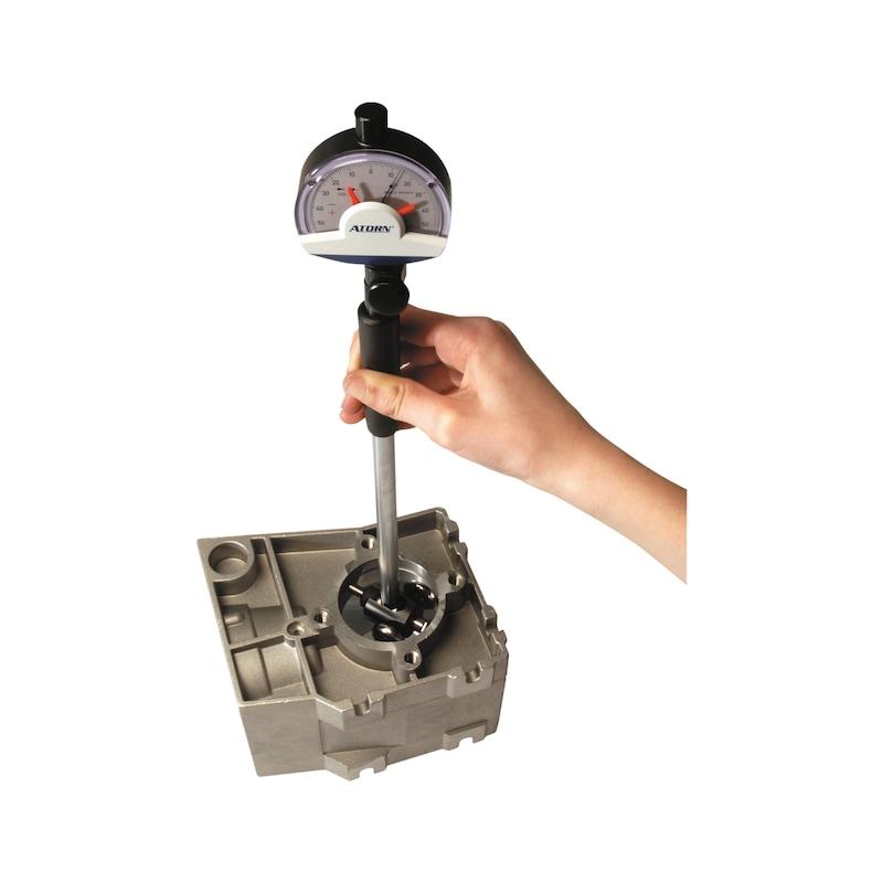 ATORN 精密内径测量仪,35-60 毫米,盒装 - 精密内径测量仪