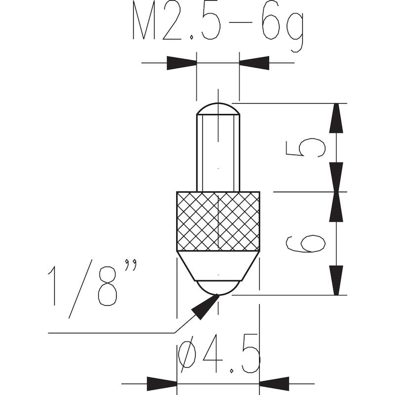 Messeinsätze M2,5