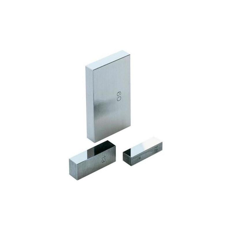 Cale étalon ORION acier, classe de tolérance 0 21,50 mm - Cale étalon parallèle