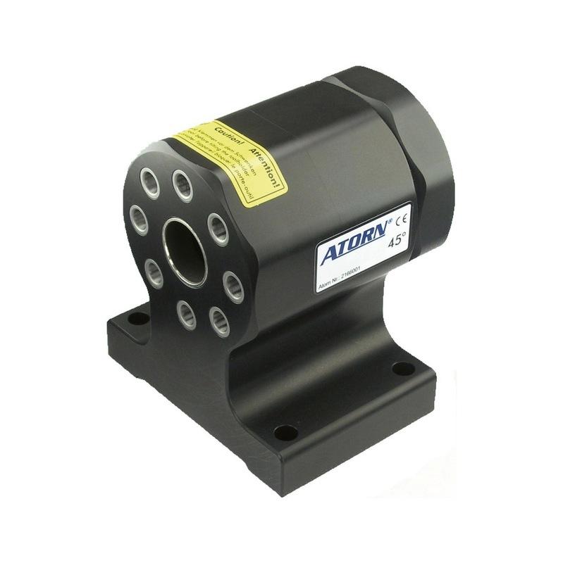 ATORN Werkzeugmontagegerät Grundblock (ohne Werkzeugaufnahme) 4 x 90 Grad - Werkzeugmontagegerät